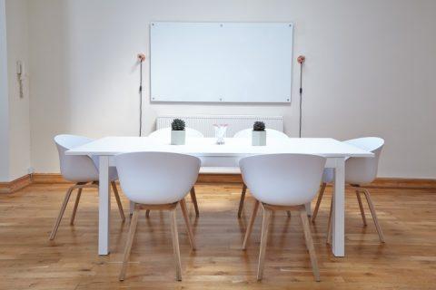 Beispiel Einrichtung Geschäftsraum